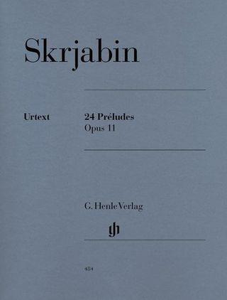 24 Préludes op. 11
