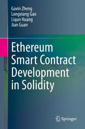 Ethereum Smart Contract Development in Solidity