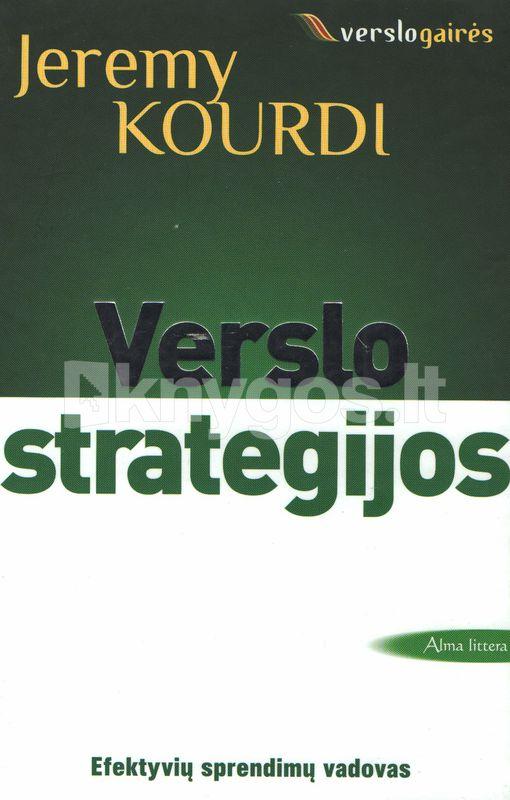 kardifo universiteto verslo strategija ir verslumas)