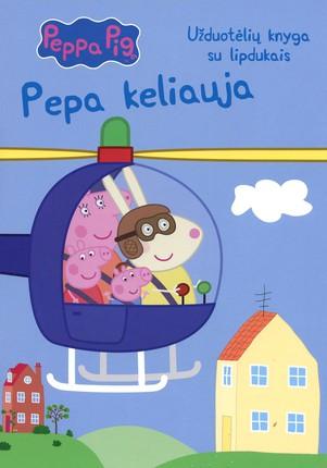 Peppa Pig. Kiaulaitė Pepa. Pepa keliauja