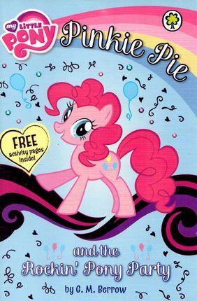 Pinkie Pie and the Rockin' Pony Party