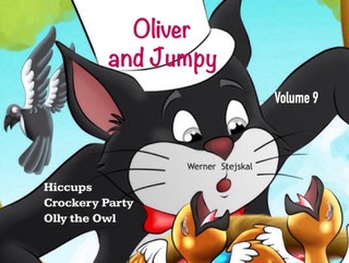 Oliver and Jumpy, Volume 9