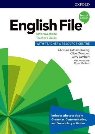 English File: Intermediate. Teacher's Guide with Teacher's Resource Centre