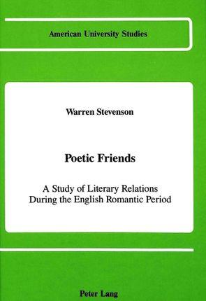 Poetic Friends