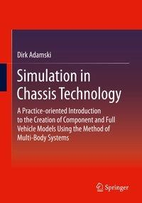 Simulation in Chassis Technology