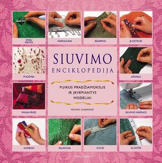 Siuvimo enciklopedija