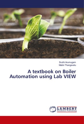 A textbook on Boiler Automation using Lab VIEW