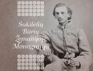 Sukilėlių būrių Žemaitijoje monografija