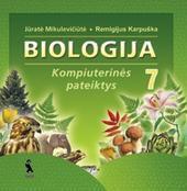 Biologija. Kompiuterinės pateiktys VII klasei. CD