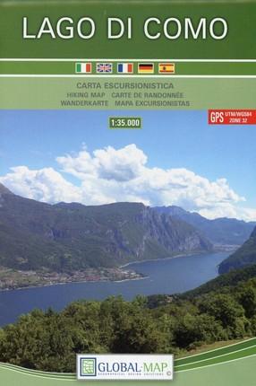 Lago di Como 1:35000