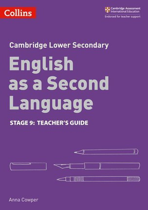 Collins Cambridge Checkpoint English as a Second Language - Cambridge Checkpoint English as a Second Language Teacher Guide Stage 9