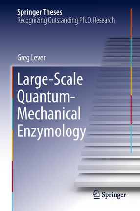 Large-Scale Quantum-Mechanical Enzymology