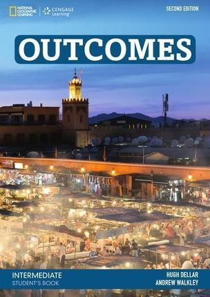 Outcomes B1.2/B2.1: Intermediate - Student's Book + DVD