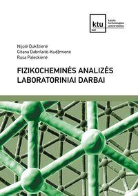 Fizikocheminės analizės laboratoriniai darbai