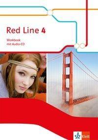 Red Line. Workbook mit Audio-CD. Klasse 8. Ausgabe 2014