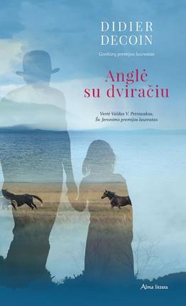 ANGLĖ SU DVIRAČIU: poetiška ir užburianti istorija apie nepakartojamą gyvenimo kelionę