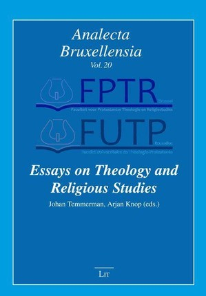 Essays on Theology and Religious Studies