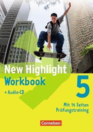 New Highlight Allgemeine Ausgabe 5: 9. Schuljahr. Workbook