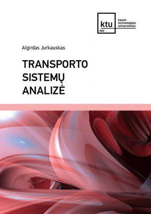 Transporto sistemų analizė