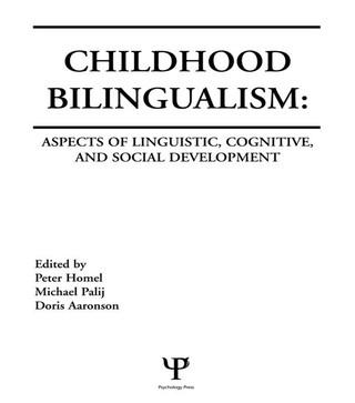 Childhood Bilingualism