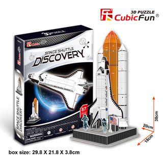 "3D dėlionė: erdvėlaivis ""Discovery"""