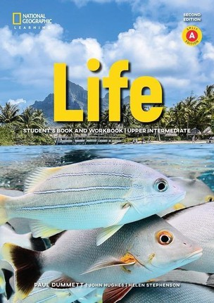 Life - Second Edition B2.1/B2.2: Upper Intermediate - Student's Book and Workbook (Combo Split Edition A) + Audio-CD + App
