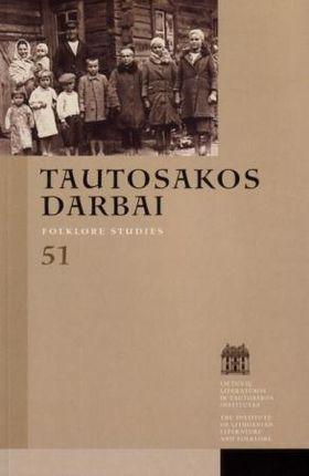 Tautosakos darbai T. 51