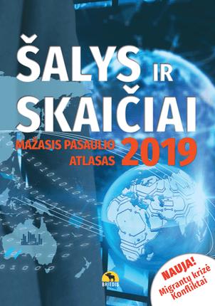 Šalys ir skaičiai 2019. Mažasis pasaulio atlasas