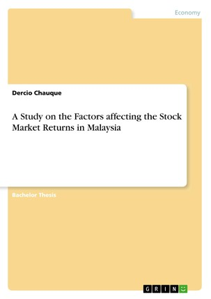 A Study on the Factors affecting the Stock Market Returns in Malaysia