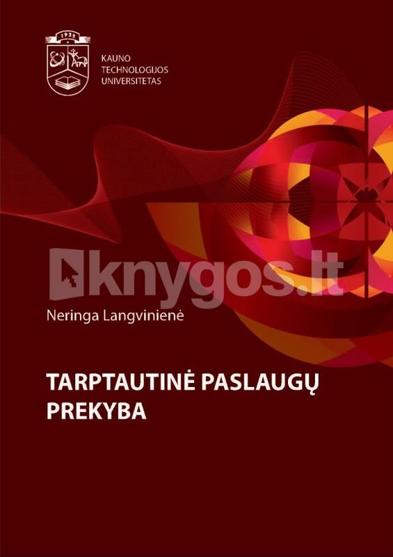 tarptautinės prekybos sistemos knyga