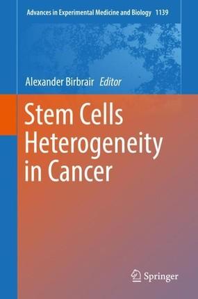 Stem Cells Heterogeneity in Cancer