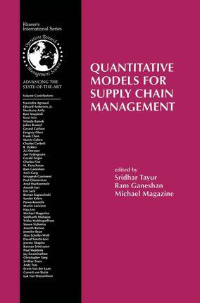 Quantitative Models for Supply Chain Management