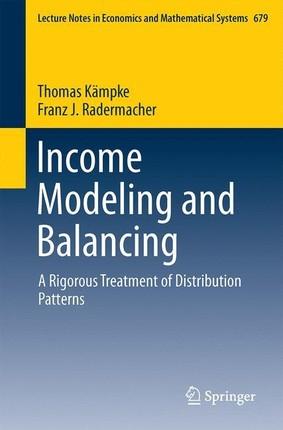 Income Modeling and Balancing