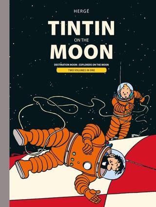 Tintin on the Moon Bindup