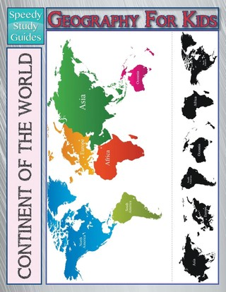 Geography For Kids (Speedy Study Guide)