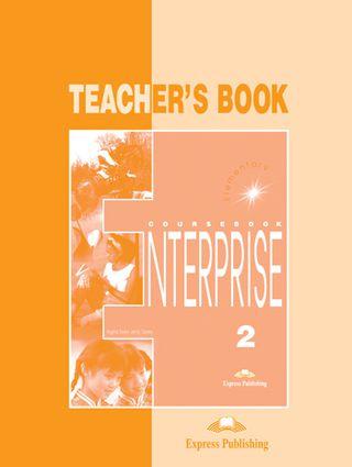 Enterprise 2. Teacher's book. Mokytojo knyga