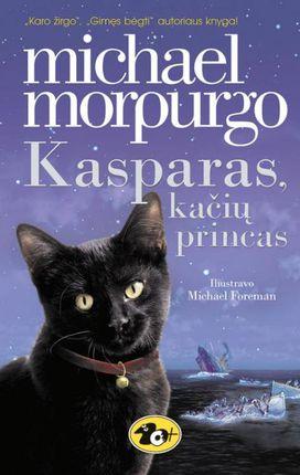 Kasparas, kačių princas