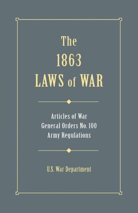 1863 Laws of War