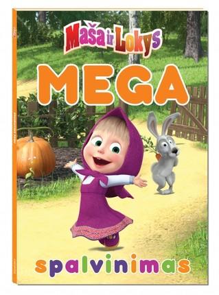Maša ir Lokys: mega spalvinimas (2020)