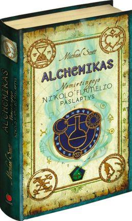 Alchemikas. Nemirtingojo Nikolo Flamelio paslaptys