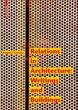 Relations in Architecture