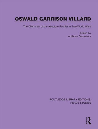 Oswald Garrison Villard