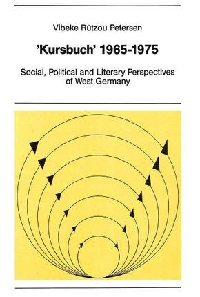 'Kursbuch' 1965-1975