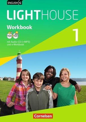 English G LIGHTHOUSE 1: 5. Schuljahr. Workbook mit CD-ROM (e-Workbook) und CD