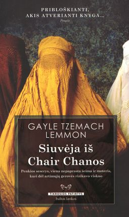 Siuvėja iš Chair Chanos