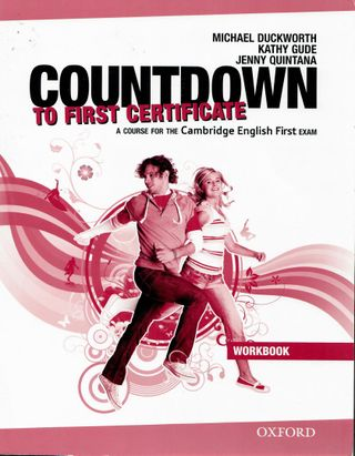 Countdown To First Certificate: Workbook