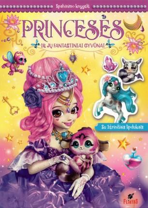 Princesės ir jų fantastiniai gyvūnai