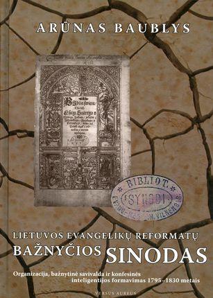 Lietuvos Evangelikų Reformatų bažnyčios sinodas