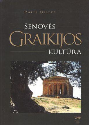 Senovės Graikijos kultūra (knyga su defektais)