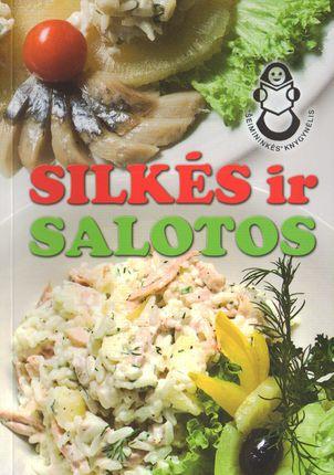 Silkės ir salotos